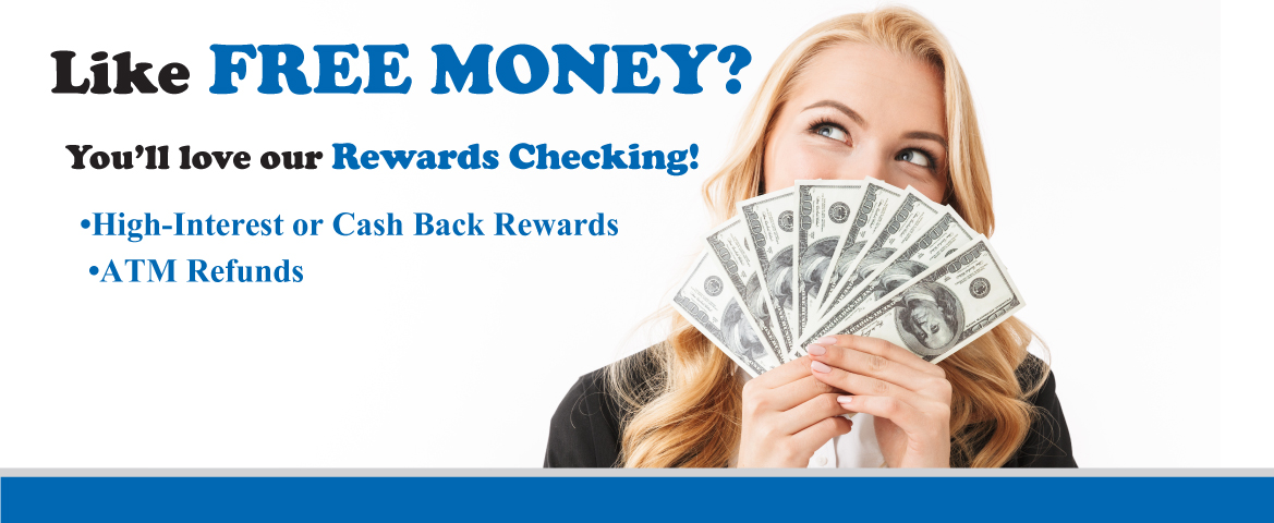 Banner Image - 3% Cash Back Rewards